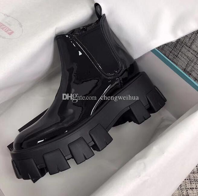 2020 Women Brand Designer Winter Boots