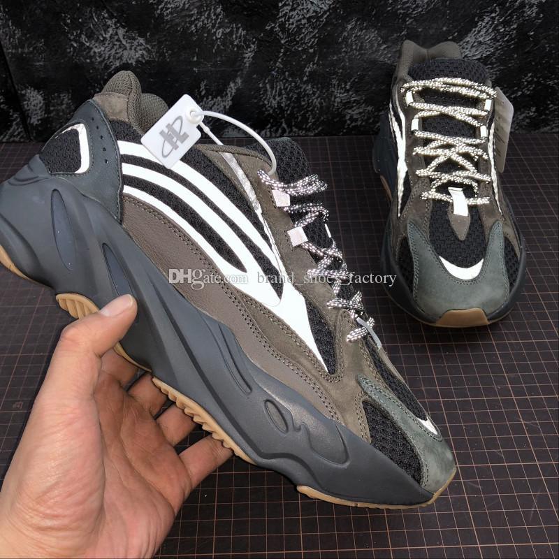 Reflective Kanye West 700 EG6860 Shoe