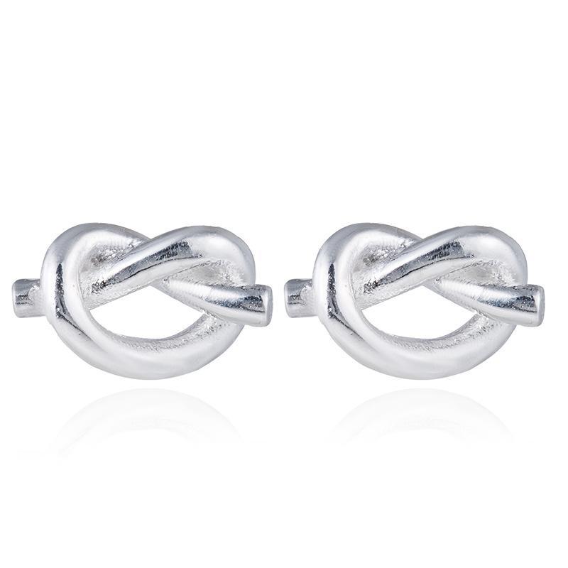 Simple Star Cuff Wrap Earrings Clip on for Women Girls Minimalist Geometric Filigree Cross Knot Hoop Earrings