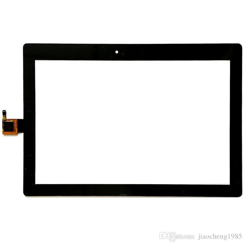 10.1 pulgadas de pantalla táctil del panel digitalizador para Lenovo Tab 3 Plus 10 TB-X103F X103F Tablet Piezas de repuesto Negro
