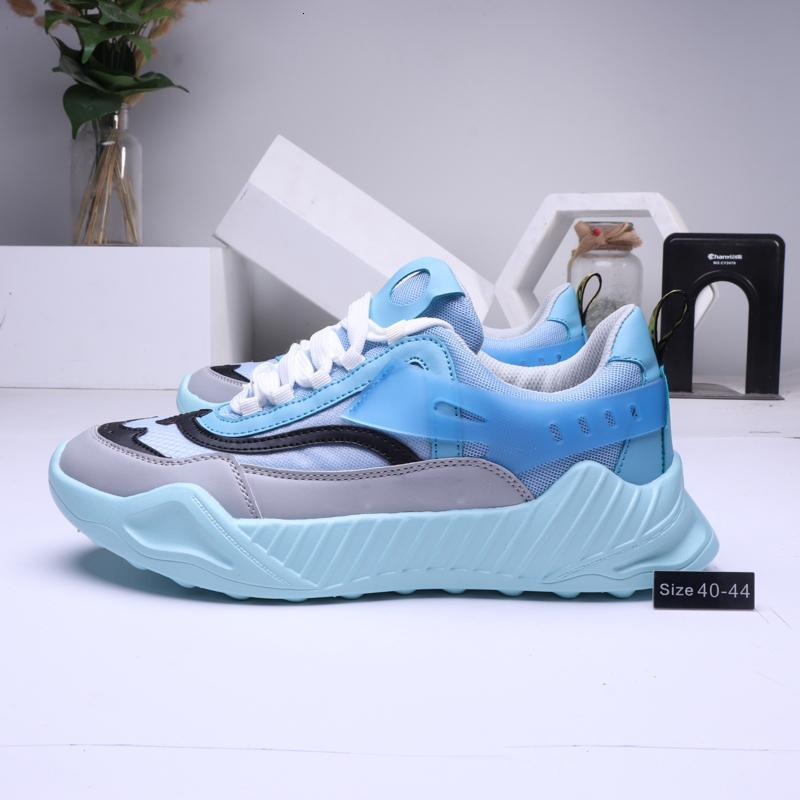 Mens Ozweego Scarpe Velocità Calabasas Running Shoes Designer Trainer Sport Sneakers Chaussures 40-44 -15