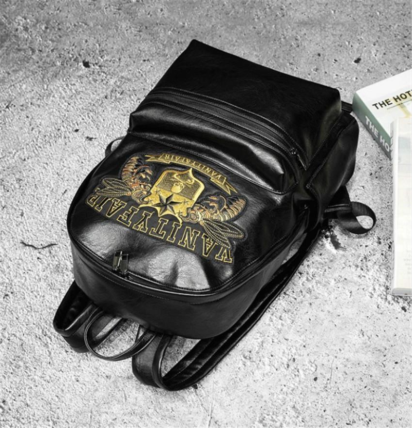 Tasarım Sırt Çantası Erkekler Üst Kalite Lüks Çanta Omuz Çantası Büyük Sırt Çantası PH-CFY20051324