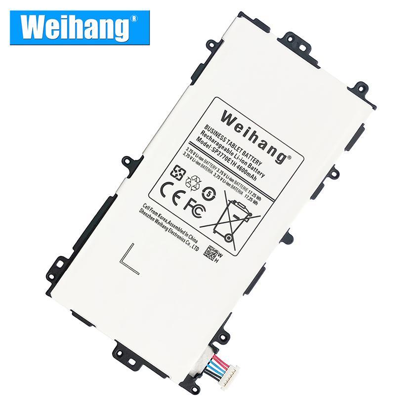 """4900mA Battery For Samsung Galaxy Note 8.0/"""" Tablet GT-N5110 N5100 N5120 SGH-I467"""
