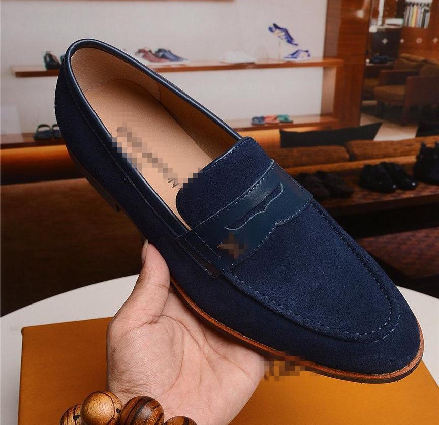 19SS lüks loafer'lar Püskül Ayakkabı Erkekler Oxford Brogue tasarım Erkekler Parti Ayakkabı Siyah Erkekler Kurumsal Ayakkabı Zapatos Charol Hombre Sepatu Örgün Pr