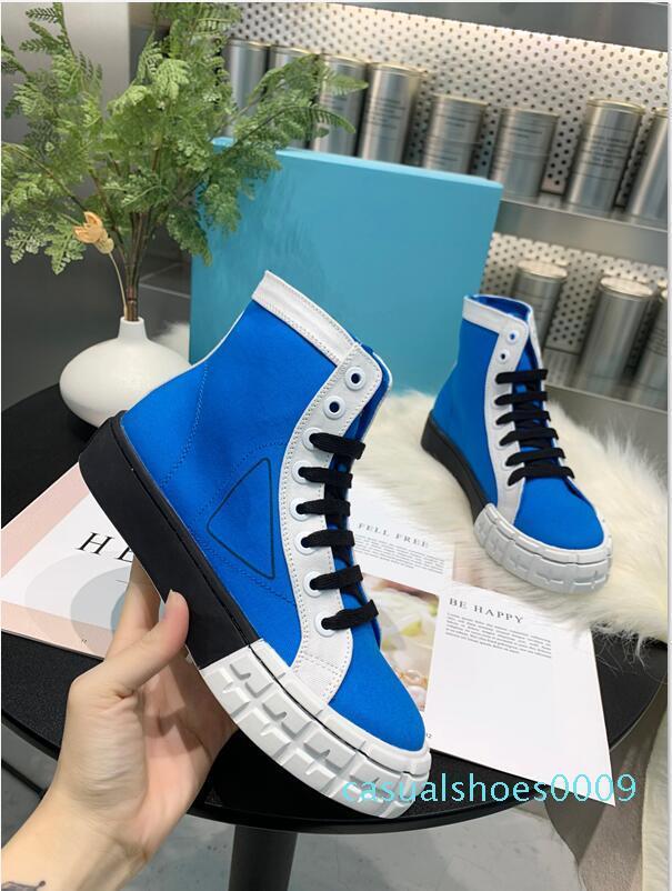2020 modèles de défilés Gao Bang Lady Comfort Robe Casual Chaussures Sport Sneaker Personnalité Casual en peau de mouton Bottom Femmes randonnée Promenade C09