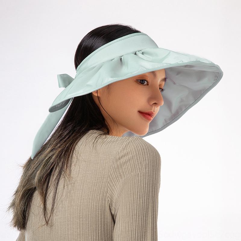 VVC Vvc goddess Belle big empt big eaves empty goddess style Beilei Sun sun hat large eaves empty hat