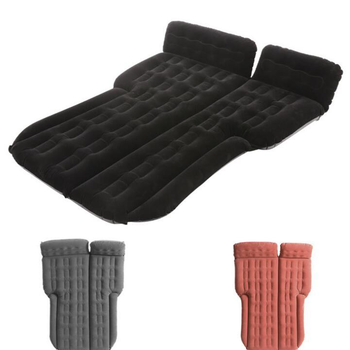 Factory Outlet Car SUV Colchão Inflável Off-Road Travel Car cama do torno Car Mid-cama para dormir Mat