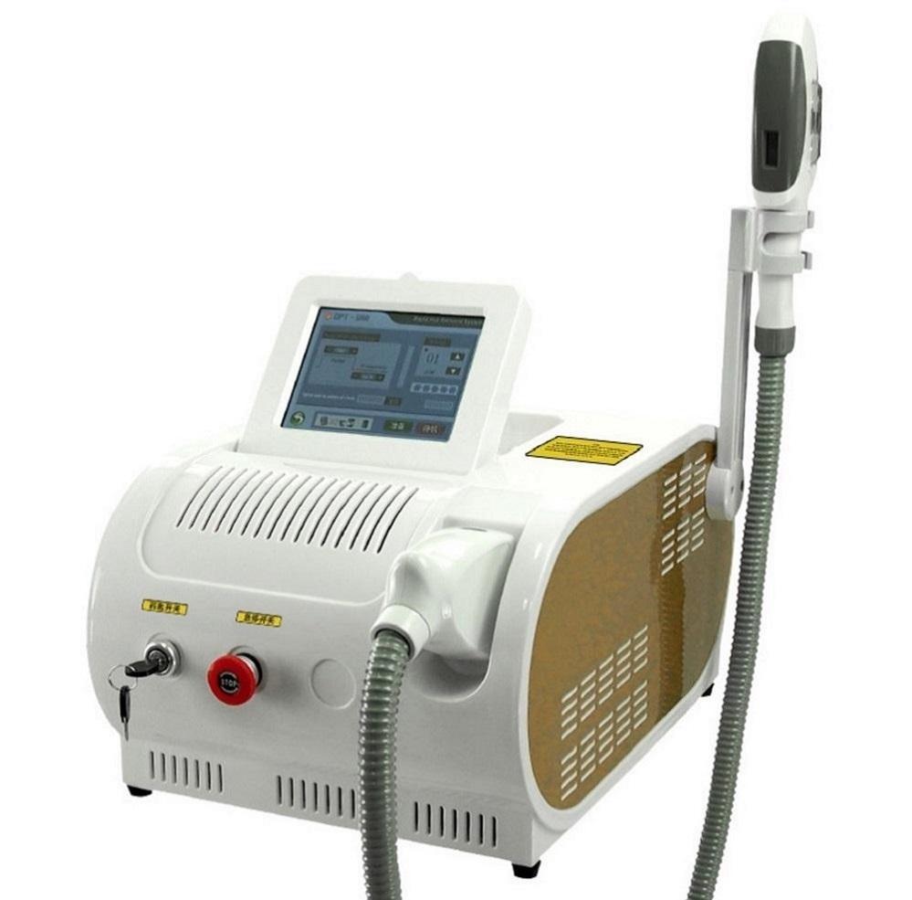 Novità di rimozione portatile professionale OPT SHR IPL Laser RF dluce capelli della macchina Salone di bellezza di uso della casa Cura della pelle ringiovanimento CE