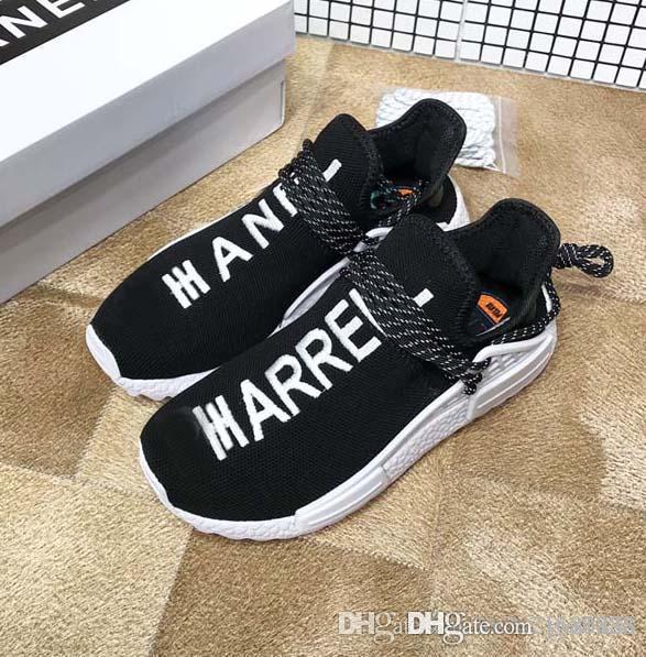 2018 новая мужская обувь ручной вышивкой письма чистая обувь Мода кроссовки повседневная спортивная бесплатная доставка свободный стиль большой размер 38-45
