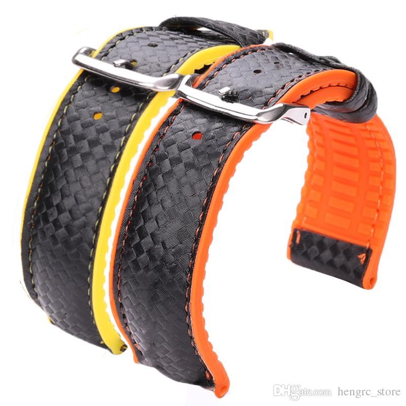 20 silicone Wristbands Nouveau Bracelet Bandes Blanc Caoutchouc Bracelets livraison gratuite USA