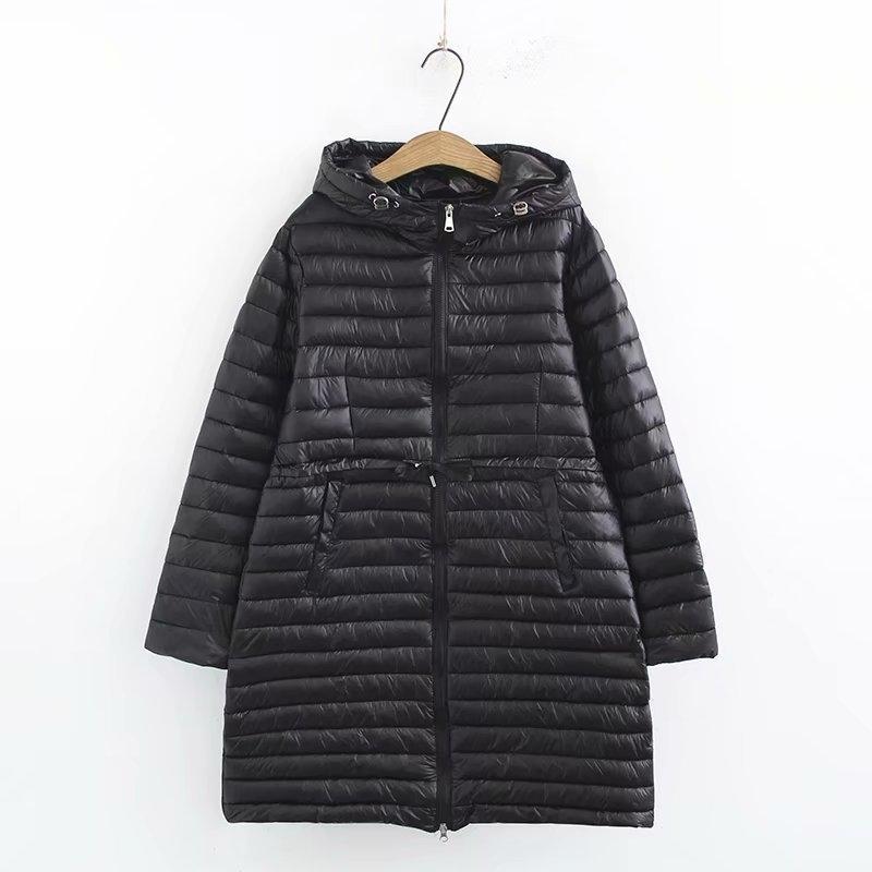 Invierno Mujer Parkas Tallas grandes Ropa de abrigo Abrigo de algodón Mujer 2018 wadded jaqueta feminina Nueva chaqueta larga de invierno Mujer 6XL Y190828