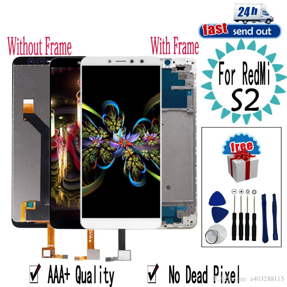 """5.99"""" LCD For XIAOMI Redmi S2 Y2 LCD Display Touch Screen Tested Digitizer Assembly For XIAOMI Redmi S 2 Y 2"""