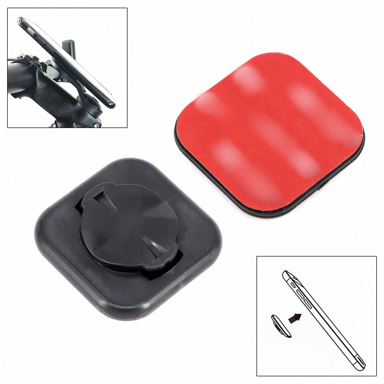 Cycling Phone Holder Module Part Fits For Garmin Edge Mount Back Bikes Adhesive Tape Phone Holder Module Part Fits For Garmin Edge Mou DOb8#