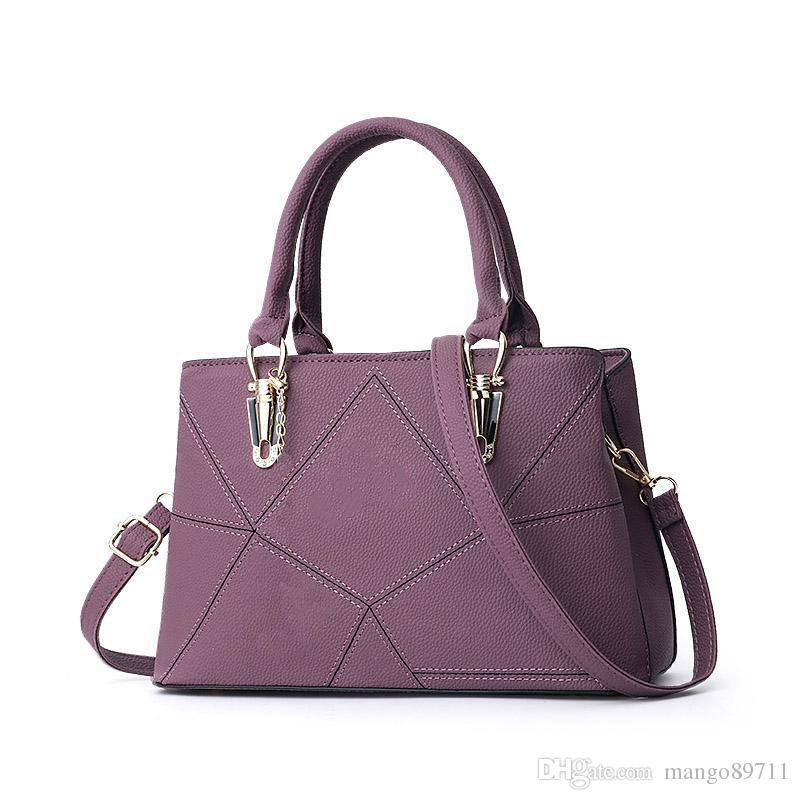 حقائب اليد المحافظ النساء حمل حقيبة عالية الجودة عارضة جذع الأزياء حقائب الكتف السيدات محفظة