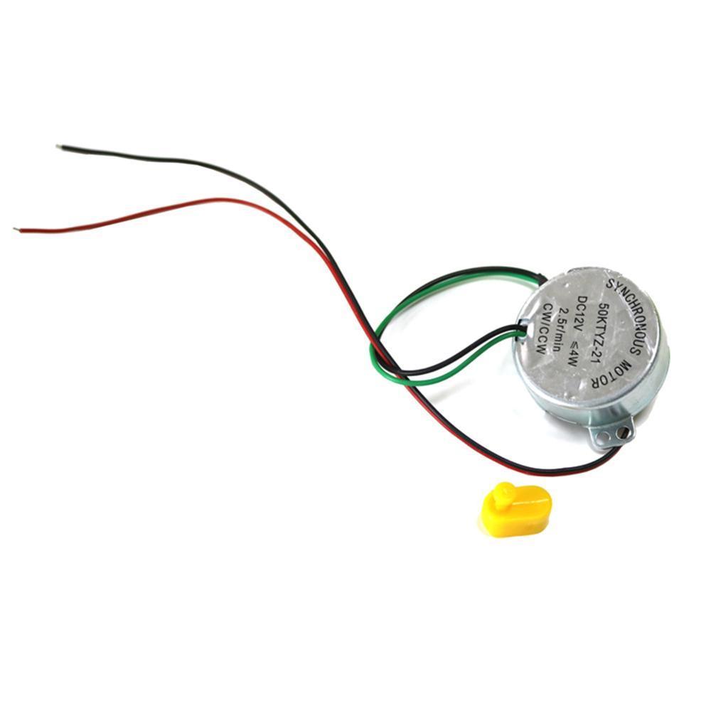 AC220V AC110V DC12V Инкубатор Turn яйца Motor Farm Animal инкубационного оборудования 50 / 60Hz Инкубатор двигателя 1 Pc