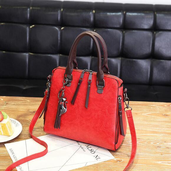 Bolsos maletín de lujo diseñador monederos mujeres Saffiano hombro bolsas de moda de alta calidad de los bolsos de totalizadores Crossbody