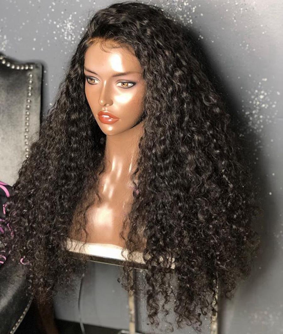 Gevşek Dalga 13x6 Dantel Açık Peruk insan saçı tam dantel Su Dalgası 360 Dantel Frontal İnsan Saç Peruk Öncesi Mızraplı Satine Ön Peruk