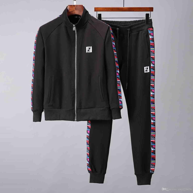 2019 новый костюм спортивная дизайн спортивная одежда дамы Мужские толстовки + брюки Мужские кофты пуловеры повседневная теннис спортивная одежда #456