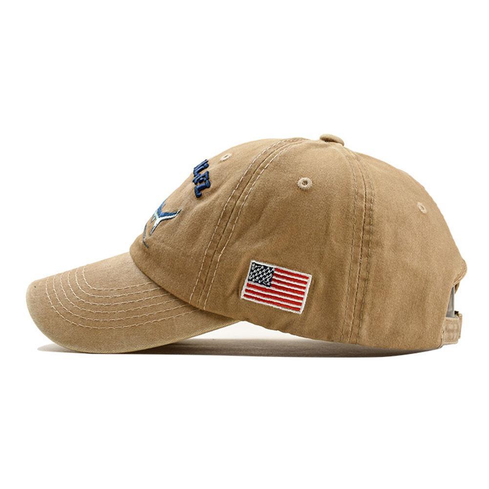 Padrão Mounchain Unisex bordado capacete de beisebol Denim Sun Sombra chapéu de basebol para mulheres boné de beisebol para tampões homens tubarão