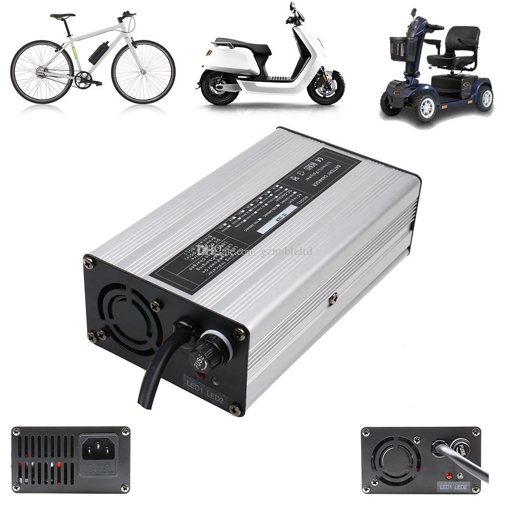 carregador 180W 10S 42V4A para 36V 12Ah 16ah 20Ah 24Ah baterias de iões de lítio Ebike carregadores de bateria de scooter ellectric