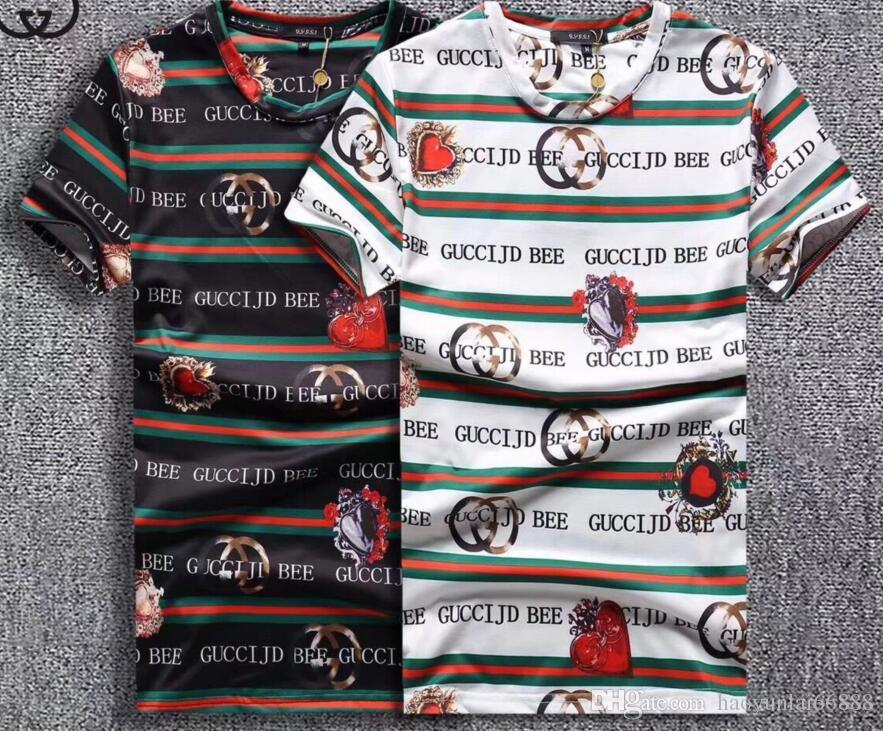 été de designers tag imprimé serpent vêtements hommes lettre tissu polo g col t-shirt femmes occasionnels t-shirt tops 9981