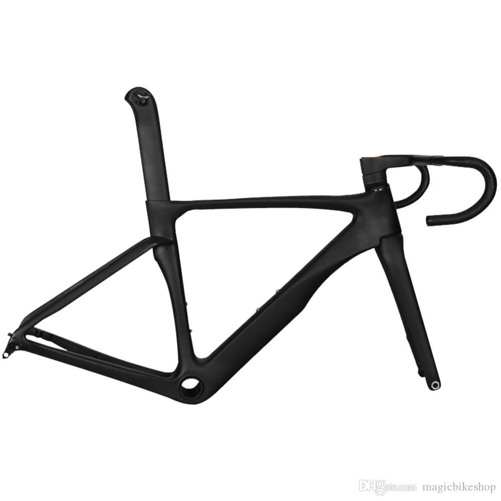CRF12 T1000 Cadre de route en carbone, disque de vélo vélo cadre de vélo vélo + fourche + tige de selle + collier de serrage + oreillette offre xdb dpd service de taxes gratuit