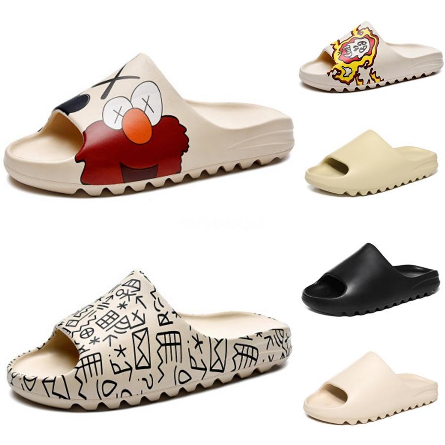 Dimi 2020 de verano para niños pequeños zapatos de cuero genuino sandalias princesa recorte del diseño transpirable suave antideslizante de la historieta del bebé de la sandalia # 394