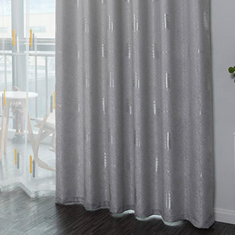 2020 New Design High Quality Blackout Curtain Diamond Thermal Insulated Living Room Window Shading Customized Curtains