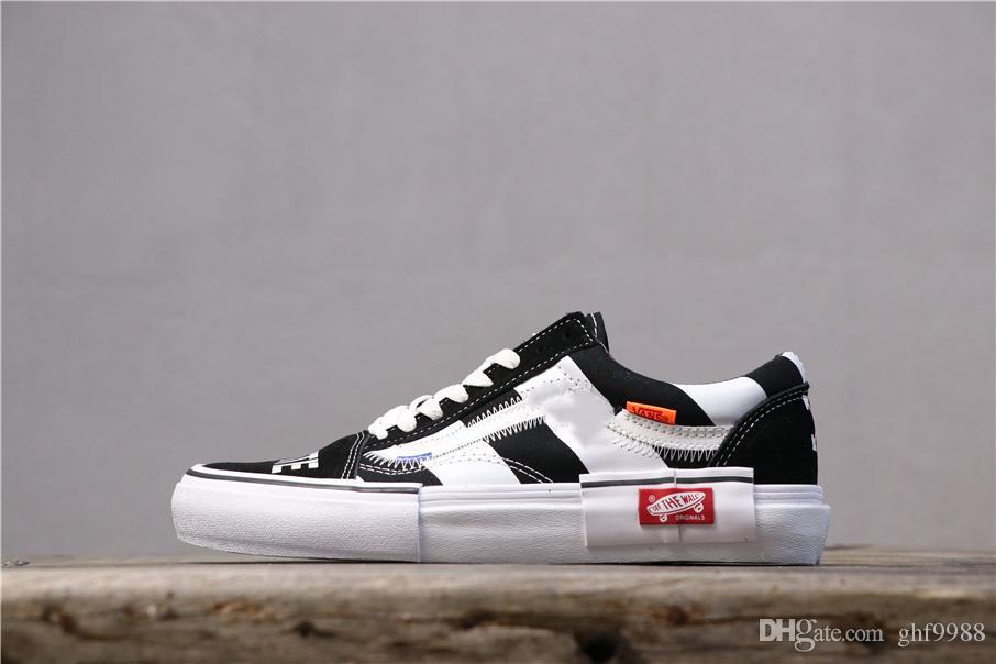 vans x off white