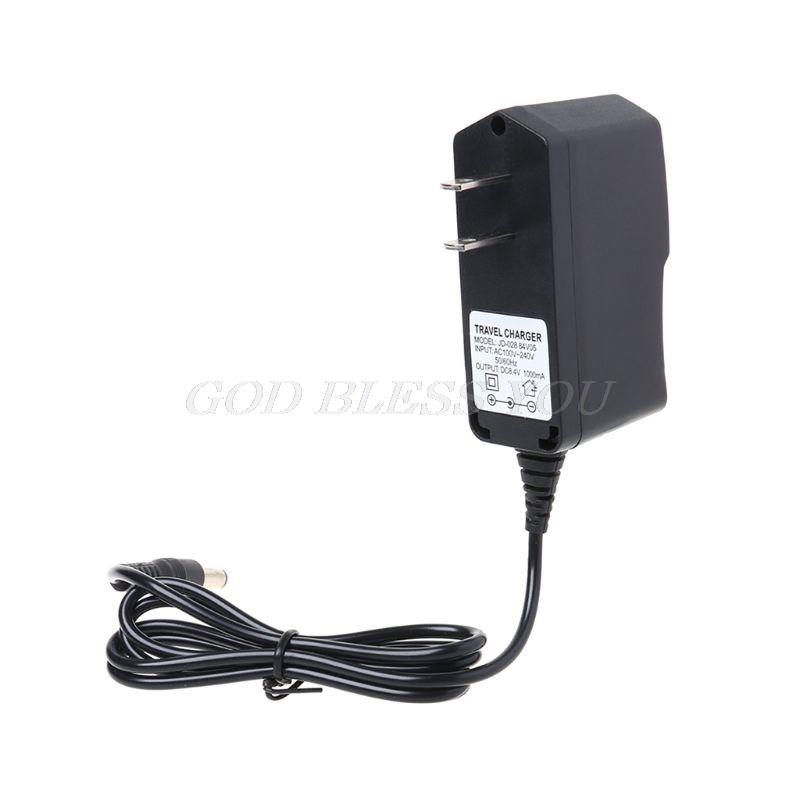 US Plug Adapter 8.4V Battery Pack Charger For Headlamp Bicycle light Bike lamp