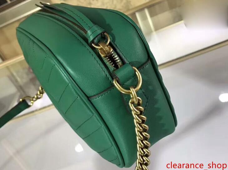 5A Top Quality 447632 24см Marmont мешочки matelass плеча женщины сумочку, Come With Dust мешок Серийный номер