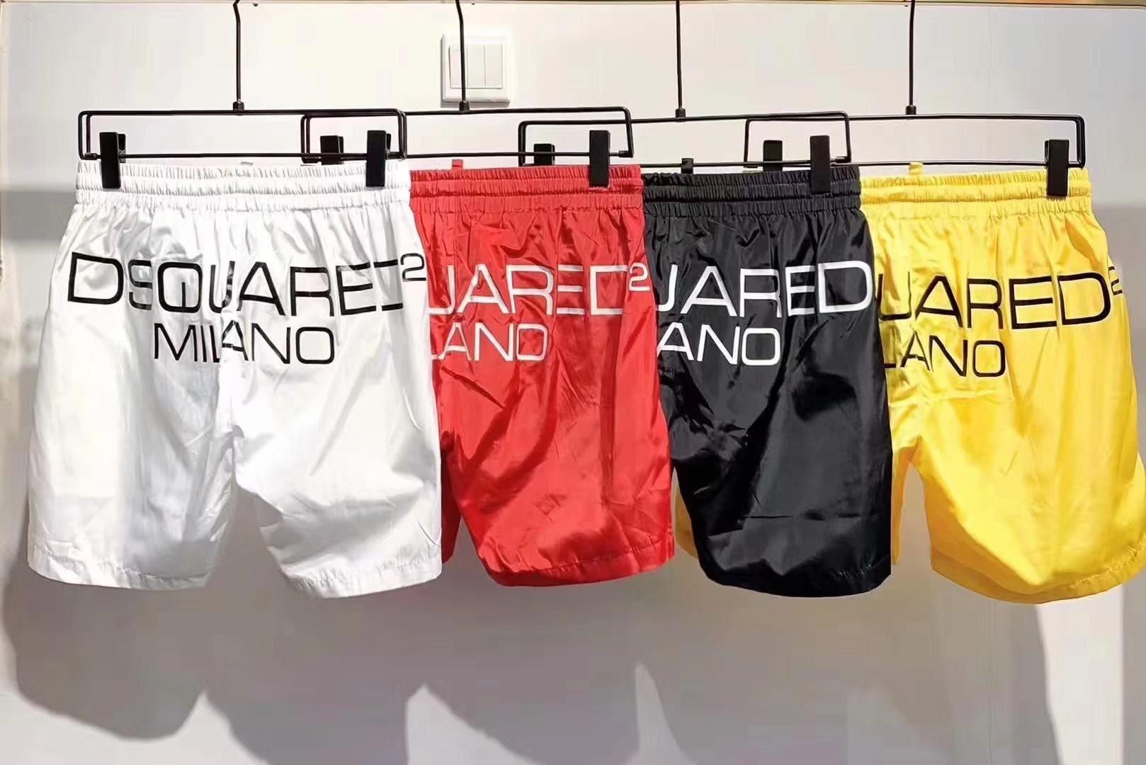 2020 Casual estilo de placa Color de los cortocircuitos de los hombres de verano Sólido nuevos Mens de los cortocircuitos de la playa Piscina Shorts Hombres Deportes corto # 99