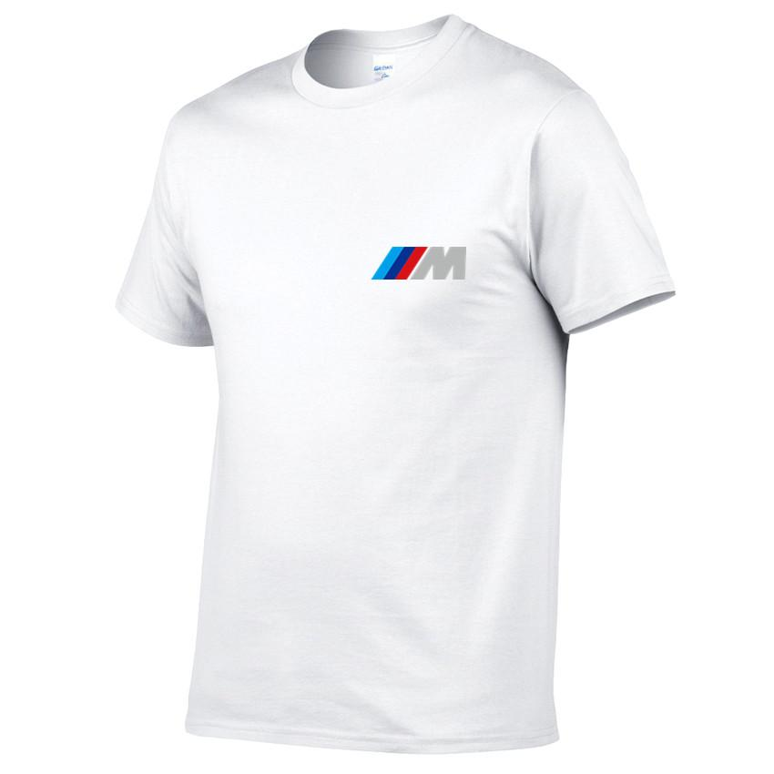 2019 Мода марка Printed M Power Fun Мужские Короткие Sleece футболки Классические Лето Стиль Casual футболки Одежда Спорт Tops