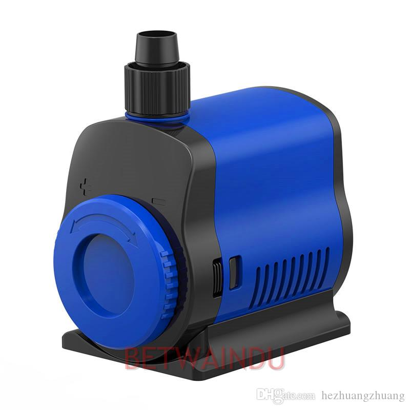 14W Small Submersible Water Pump Aquarium Filter Pump 1000L/H Flow 1.4M Lift Max for Fish Tank Pond Fountain