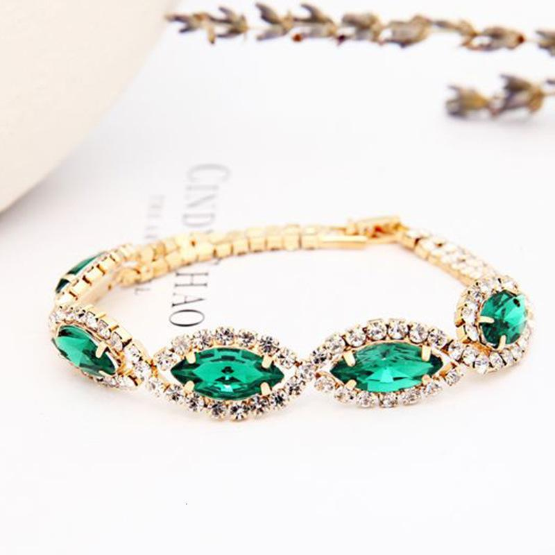 Jewelry Gift Luxurious Genuine High Archives Jewelry Ornaments Hatch Hand Decorate Crystal Bracelet Crystal Bracelet Female's Bangle