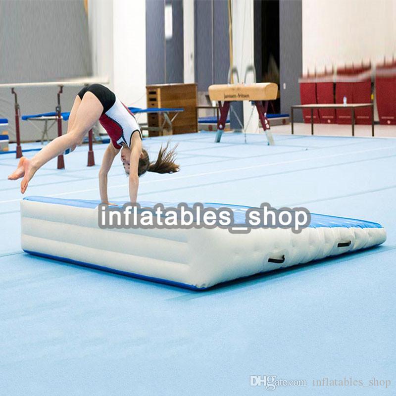Ücretsiz kargo Jimnastik Eğim Mat Büyük Peynir Kama Rampa Beceri Şekli Çocuklar için Üçgen Yuvarlanan Paspaslar Oyna Ev Egzersiz