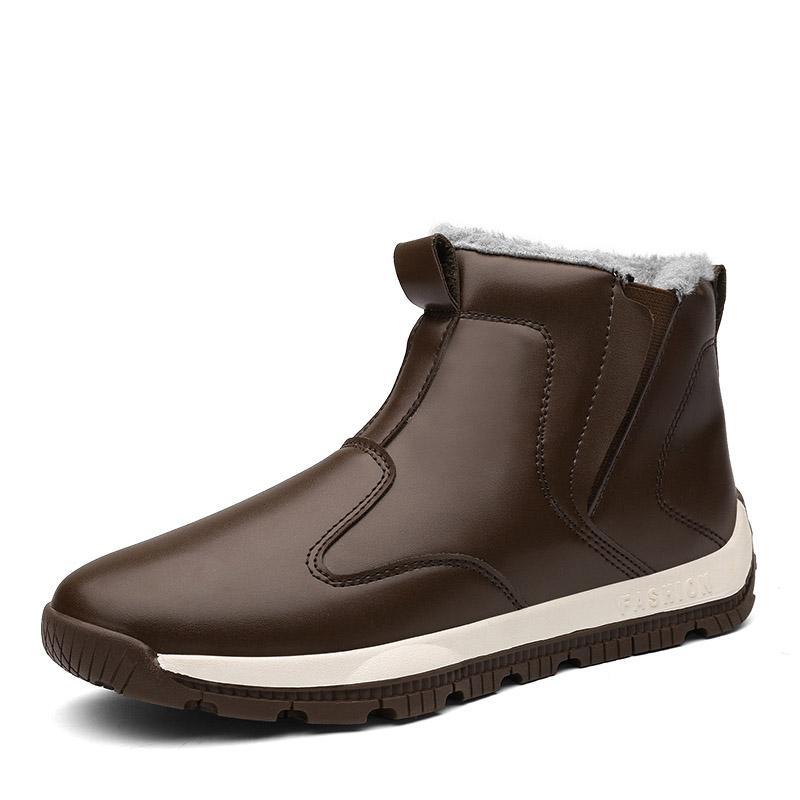 Hot Sale Winter Mens Snow Boots For Man