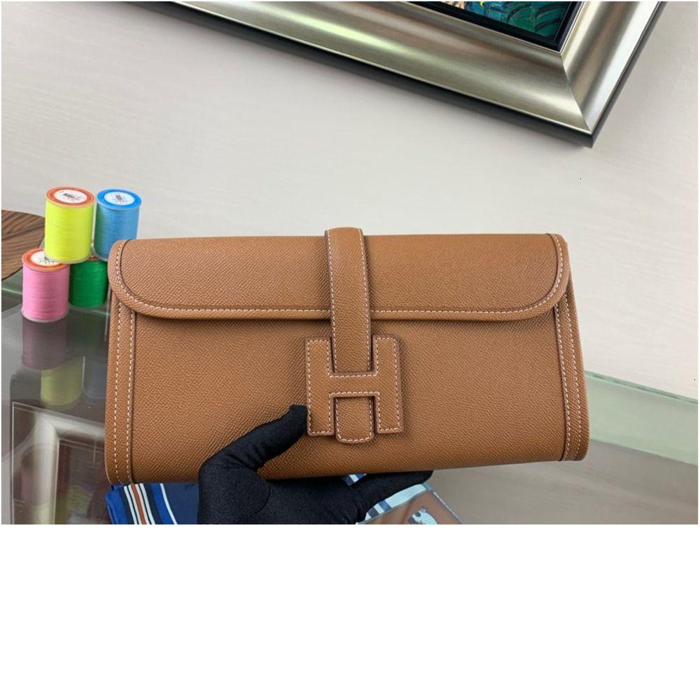 Bolsos de las mujeres mujeres de la moda bolsos de alta calidad billetera bagsize 29 * 4 * 15cm con la caja @ 32WZP2