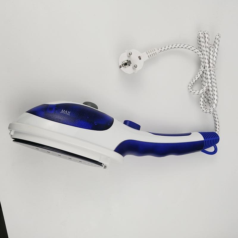 فرشاة الحديد المحمولة المحمولة الباخرة نسيج الملابس سفر الملابس بالبخار مع صندوق البيع بالتجزئة الجودة العالية 110V 220V