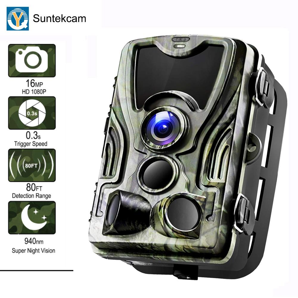 Trail Hunting Camera game scout night HC-801A 16MP 32GB night waterproof wildlife wireless motion activated stealth eletronicks