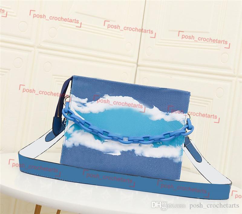 어깨 끈 디자이너가있는 럭셔리 세면 가방 화장품 가방 넥타이 염료 패션 파스텔 핑크 디자이너 세면 용품 가방 플라스틱 체인