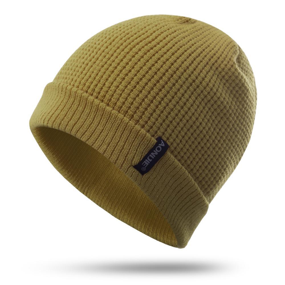 Зима ветрозащитный Туризм Caps Мужчины Женщины Теплый мягкий Вязаная шерстяная шапочка для бега трусцой Walking Climbing Кемпинг Hat Лыжный Спорт Beanie Hat