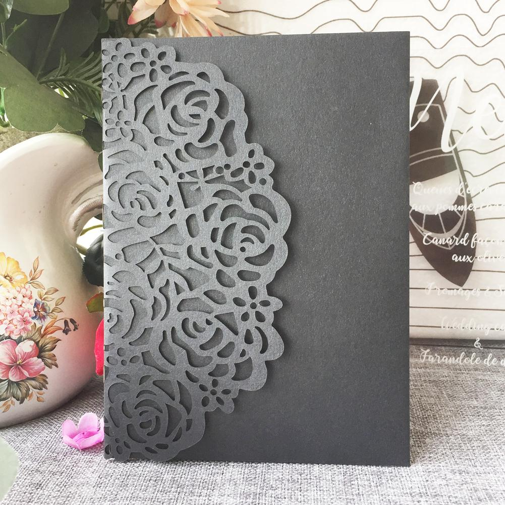 Garden Theme Wedding Invitation Card With Hollow Laser Cut Colours Pearl  Paper For Sweet Flowers Engagement Invitation Cards Printed Wedding  Invitations Royal Wedding Invitation From Jininghaoze888, $18.85| DHgate.Com