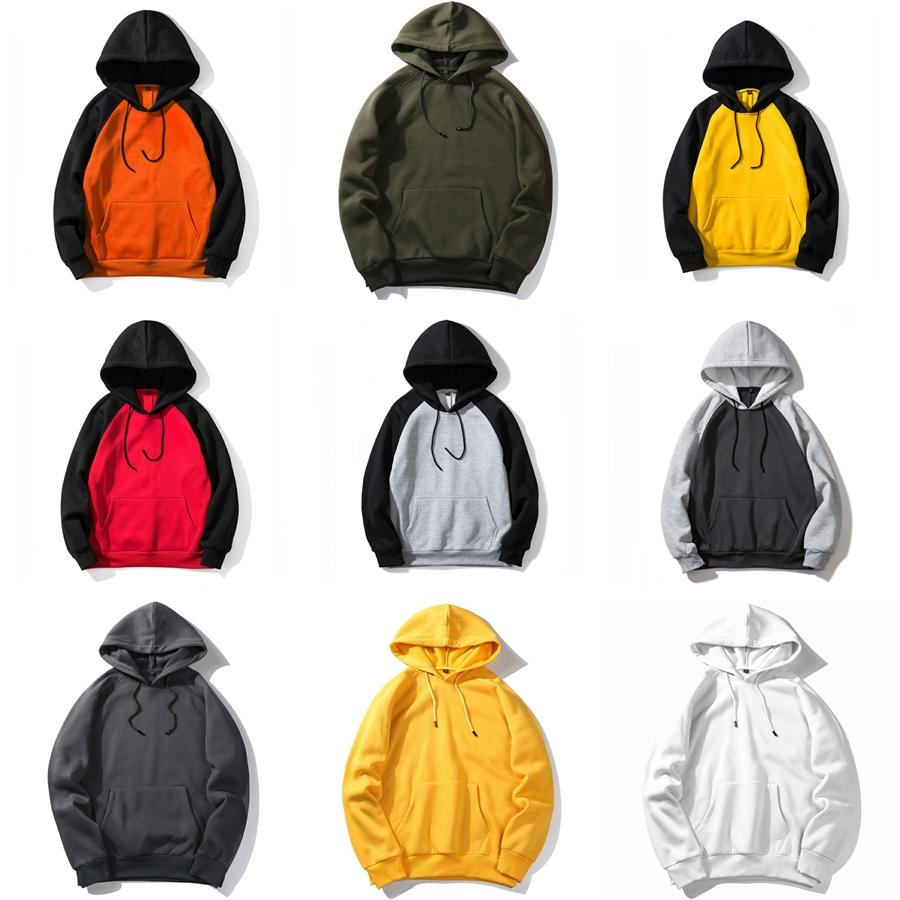 Designer Hoodie Womens Hooded Fleece lunga con cappuccio Fashion Casual Solid Inverno Autunno spesse felpate # 382