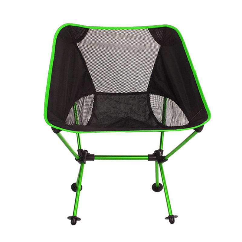 Ultra Light Folding Angeln Stuhl-Sitz für Outdoor-Camping-Freizeit Picknick Strand-Stuhl Fischer Werkzeuge