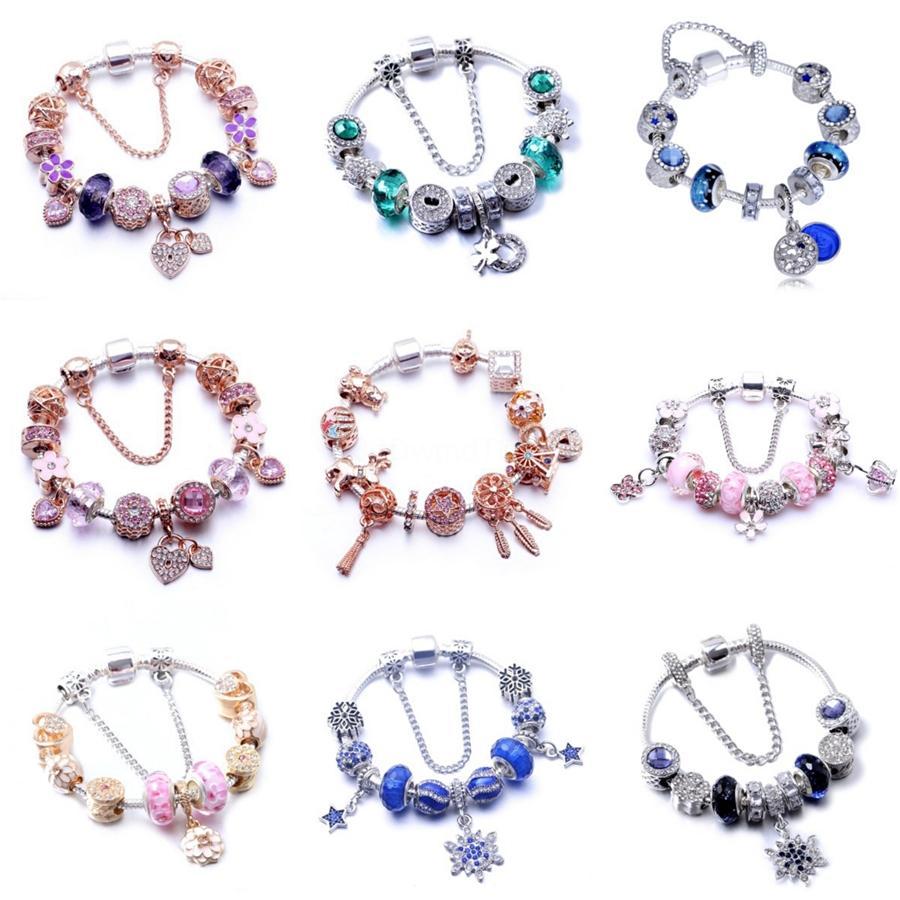 Rope Bracelets Colorful Cat Eye Glass Beads Bracelet Fashion Jewelry For Women 8Mm &10Mm Stone Bead Diy Charm Jewelry Free B697S#790