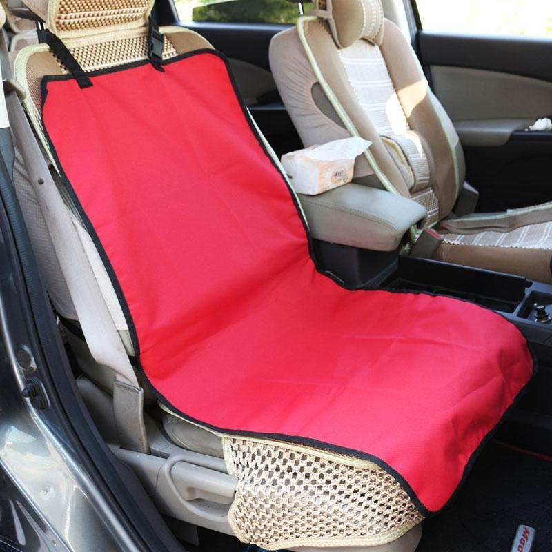 Pet Car Mat Dog Front Seat Cover Waterproof Thicken Dog Car Seat Cover Pet Mat Travel Accessories Cat Carrier Cushion Protector