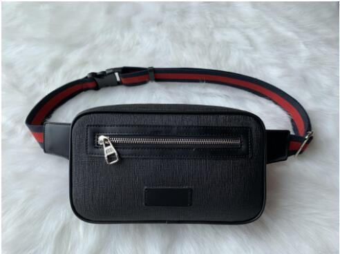 2020 Vendita calda Nuovo Unisex Uomo Donne Pelle Sport Sport Fanny Pack Pancia Bumone Borsa Bum Bag Fitness Belt Cintura da jogging Pouch Back Grid Bags Borse a vita
