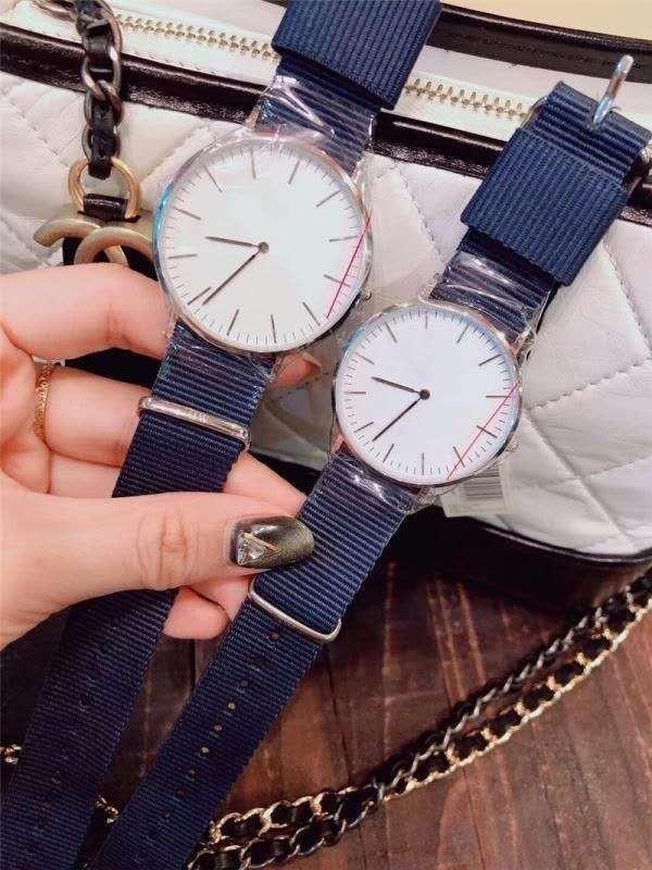 Top di lusso di marca di moda signore Orologi 36 mm di sport degli uomini orologi 40 mm uomini e donne paio orologio da polso Relogio Montre Femme