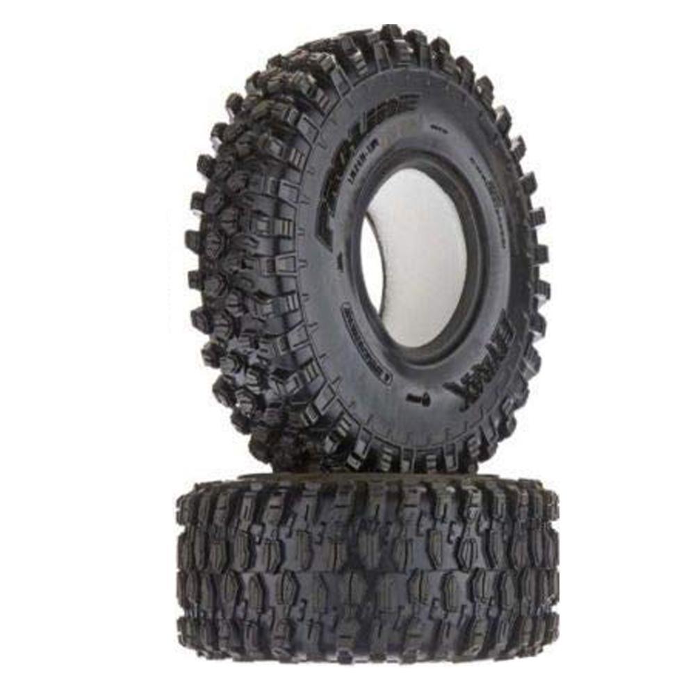 1,9 Inch G8 rastreador de Rock Pneus RGT RC Spare Parts R86030 pneu com Memory Foam Para EX86100 Rocha Cruiser RC Crawlers brinquedo